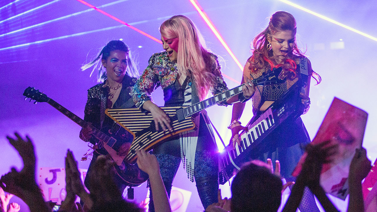 Jem and the Holograms Still - H 2015