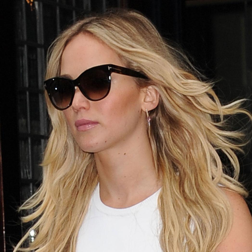 Jennifer Lawrence Makeup - S 2015
