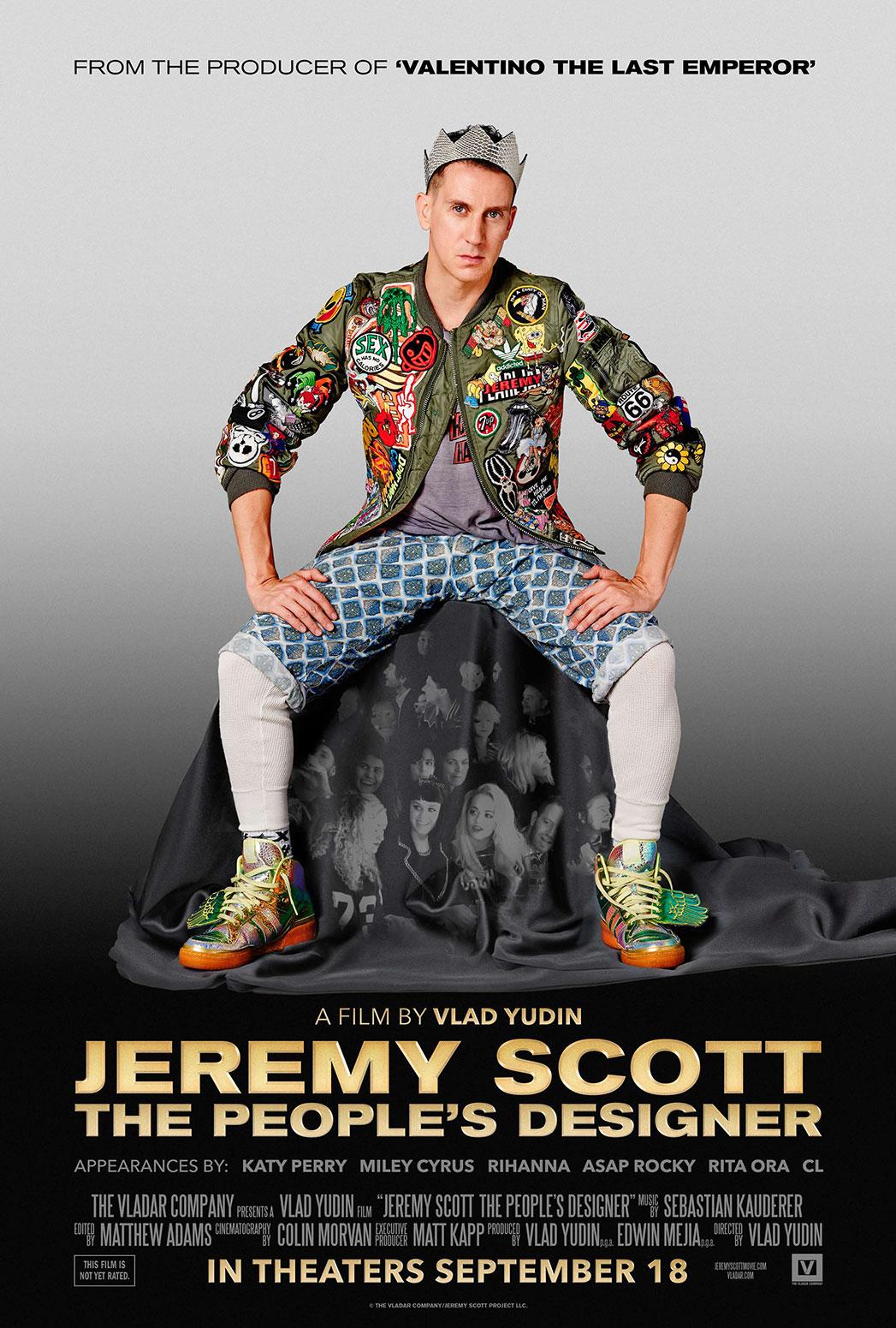 Jeremy Scott Doc Poster - P 2015