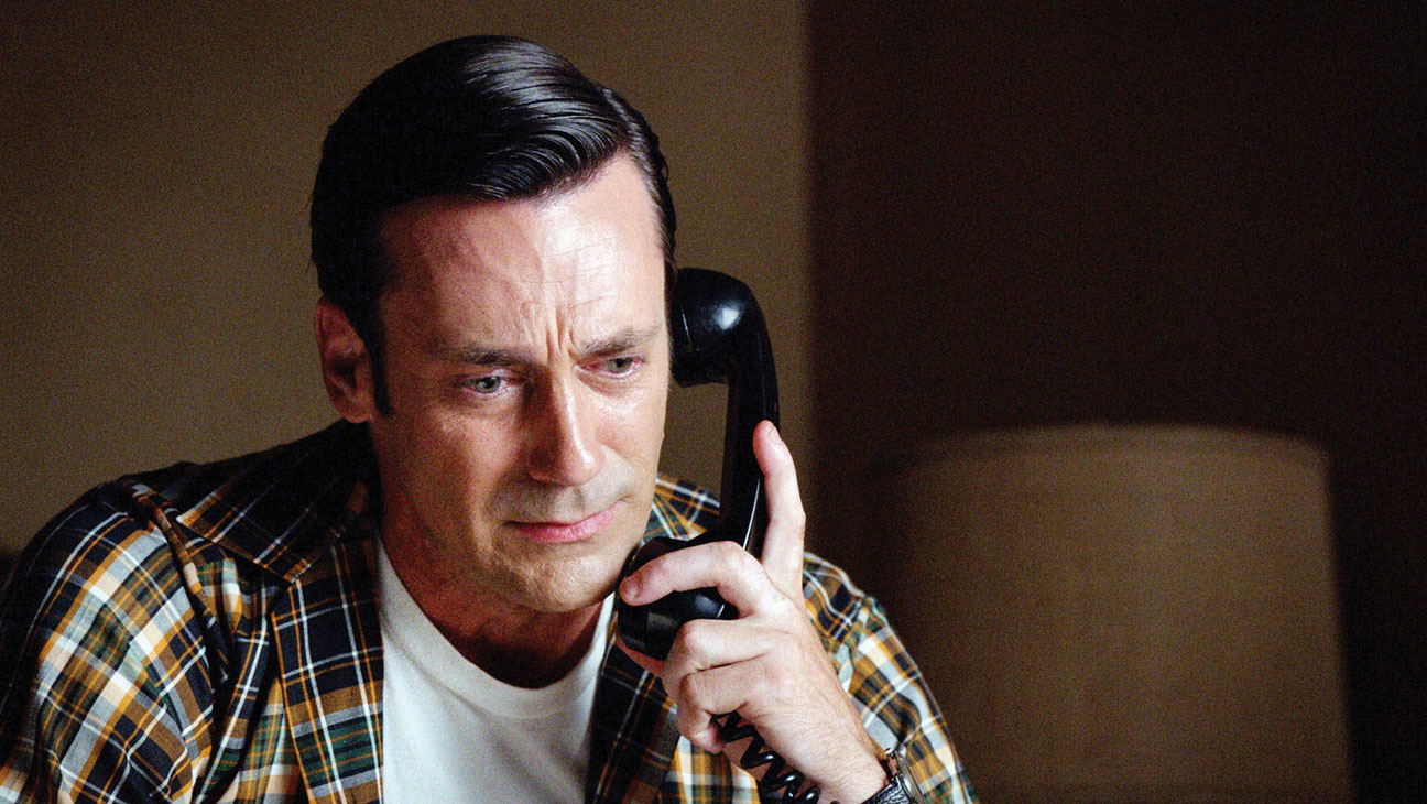 John Hamm Mad Men - H 2015