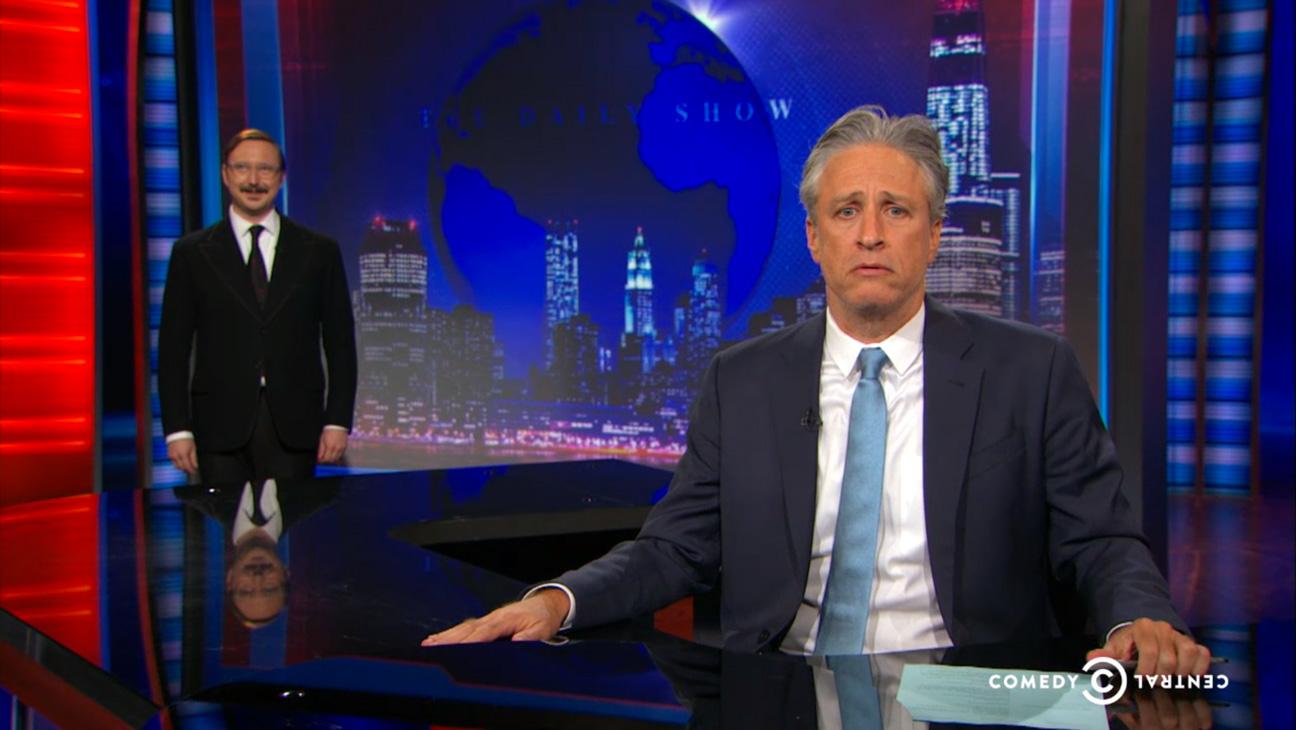 John Hodgeman Daily Show - H 2015