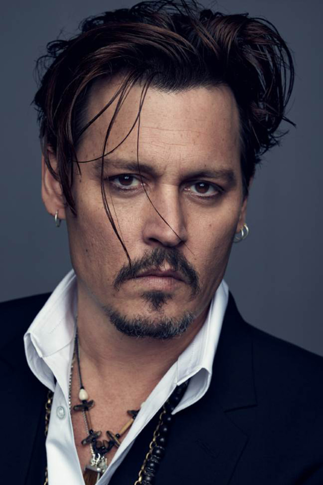 Johnny Depp Is Face of Christian Dior Parfums | Hollywood Reporter
