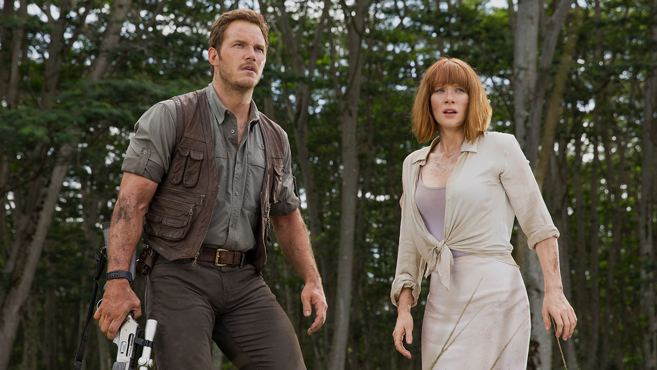 Jurassic World Still 10 - H 2015