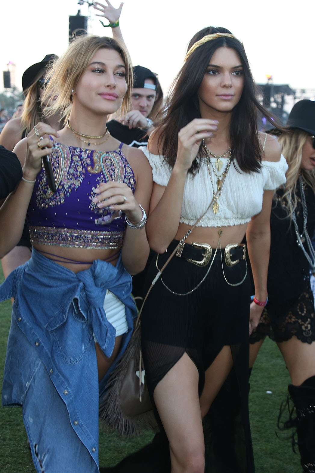 Kendall and Hailey - P 2015