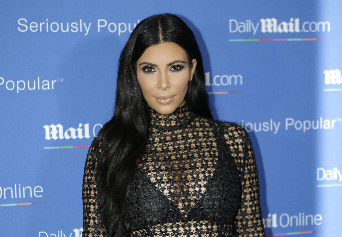 Kim Kardashian Cannes Lions 2015