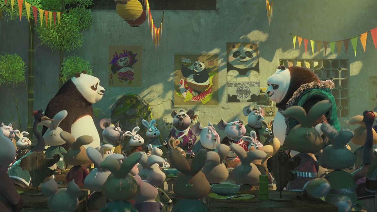 Kung Fu Panda 3 Trailer Still - H 2015