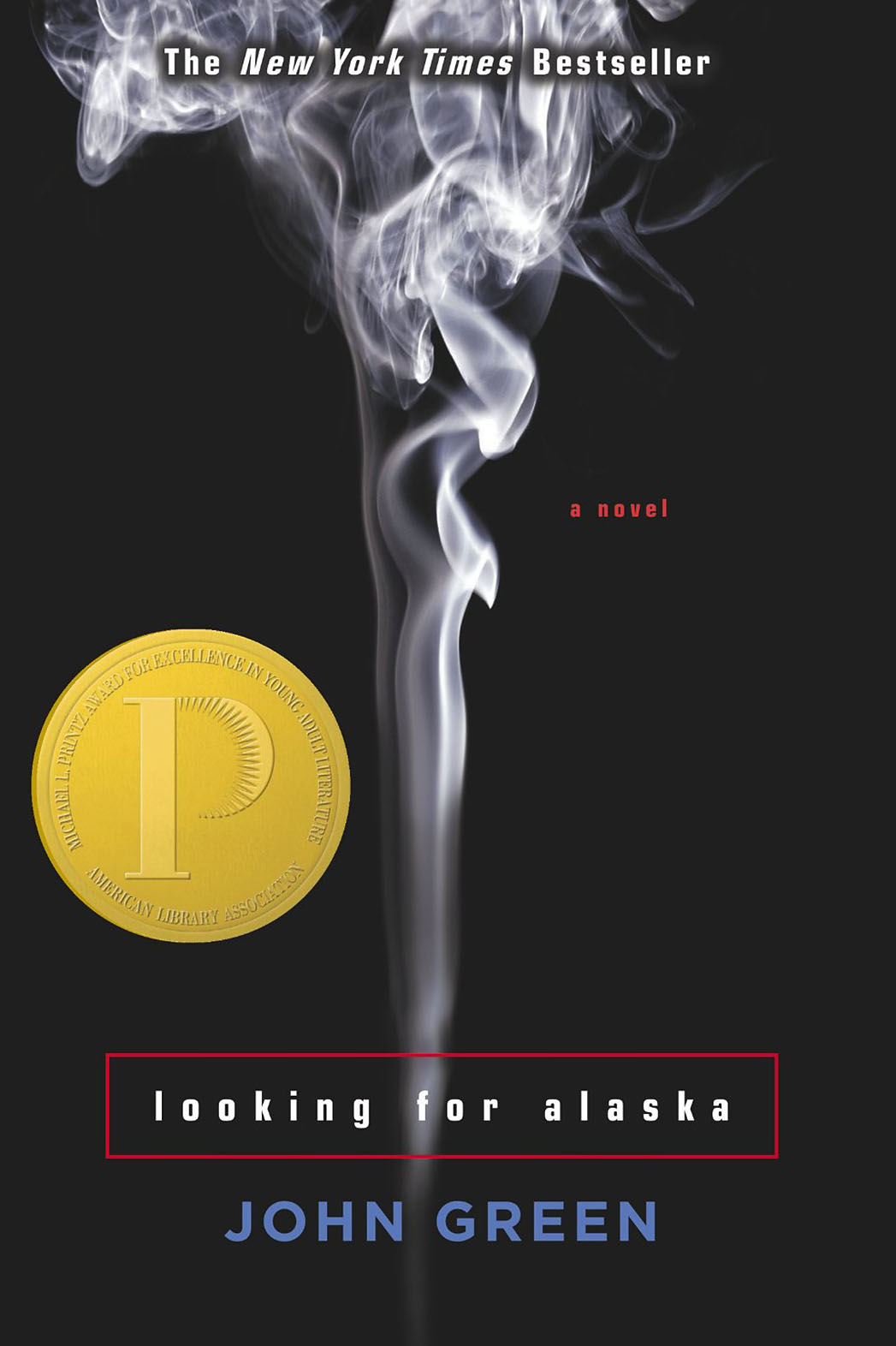 Looking for Alaska Cover - P 2015