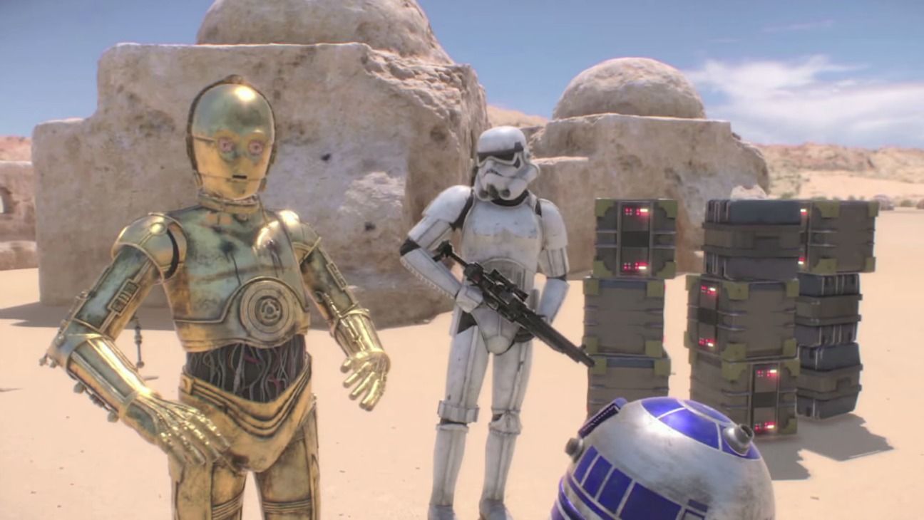 Lucasfilm Virtual Reality - H - 2015