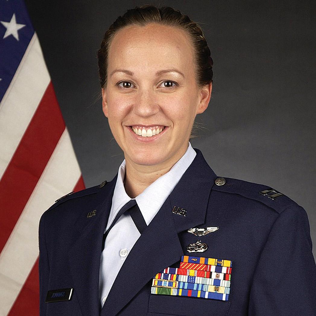 Mary Jennings Hegar - S 2015