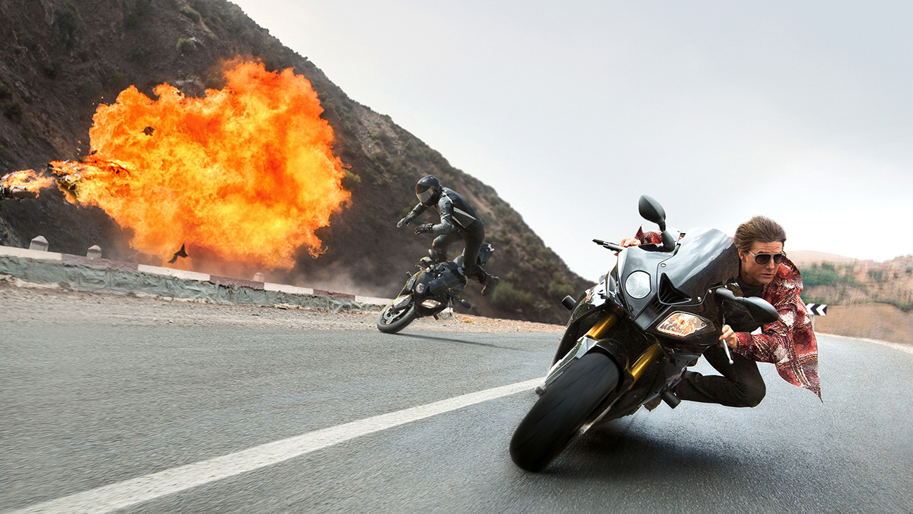 Mission Impossible Rogue Nation - H 2015