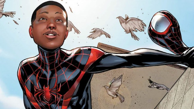 Miles Morales Spider Man - H - 2015