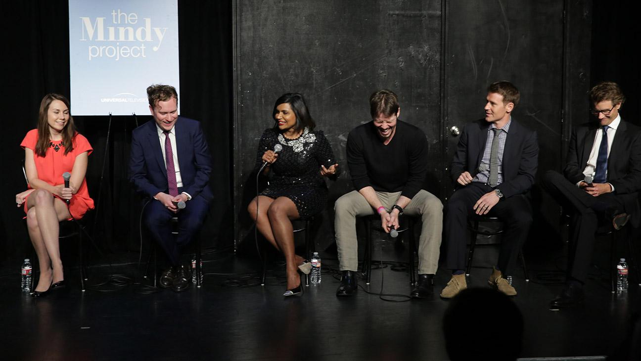 Mindy Project Panel - H 2015