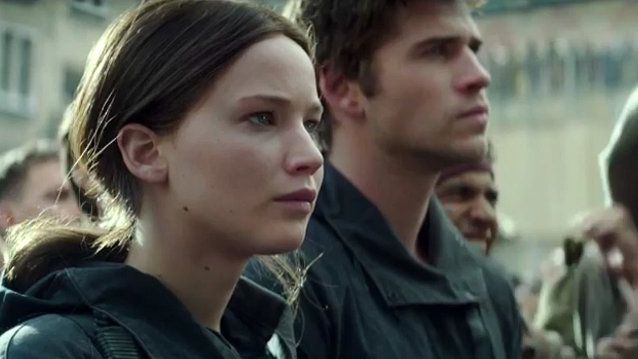 Hunger Games Mockingjay Part 2 Trailer - H 2015