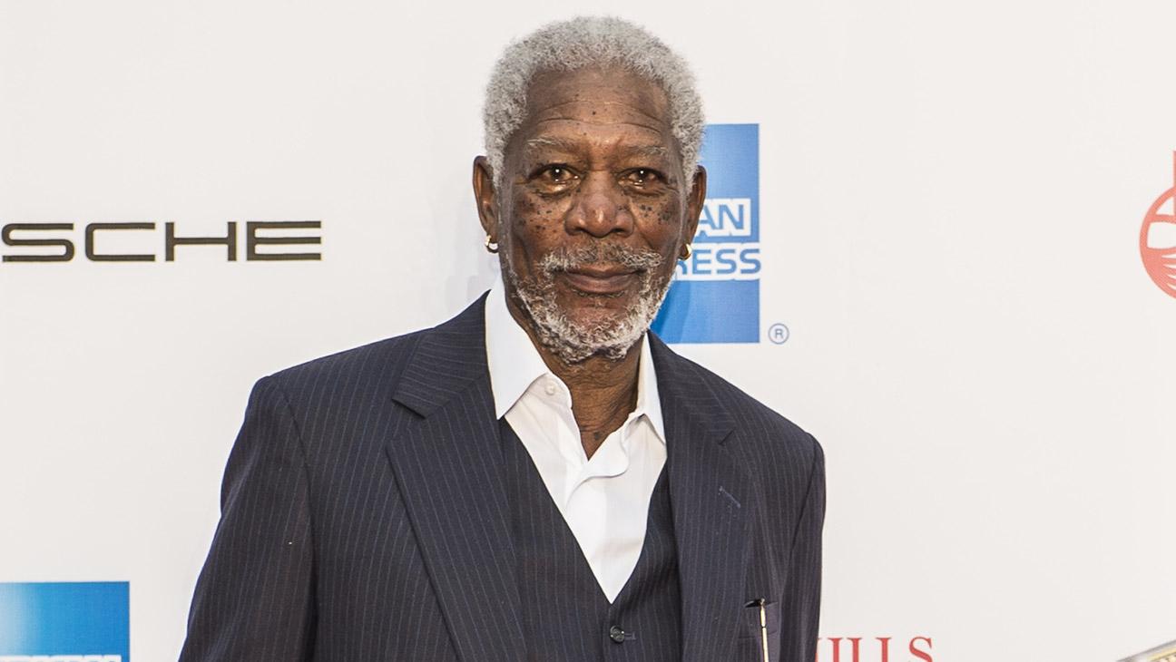 Morgan Freeman - H 2015