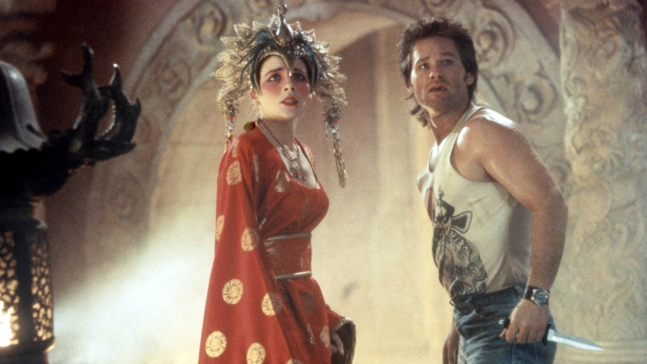 Big Trouble in Little China Kurt Russell - H 2015
