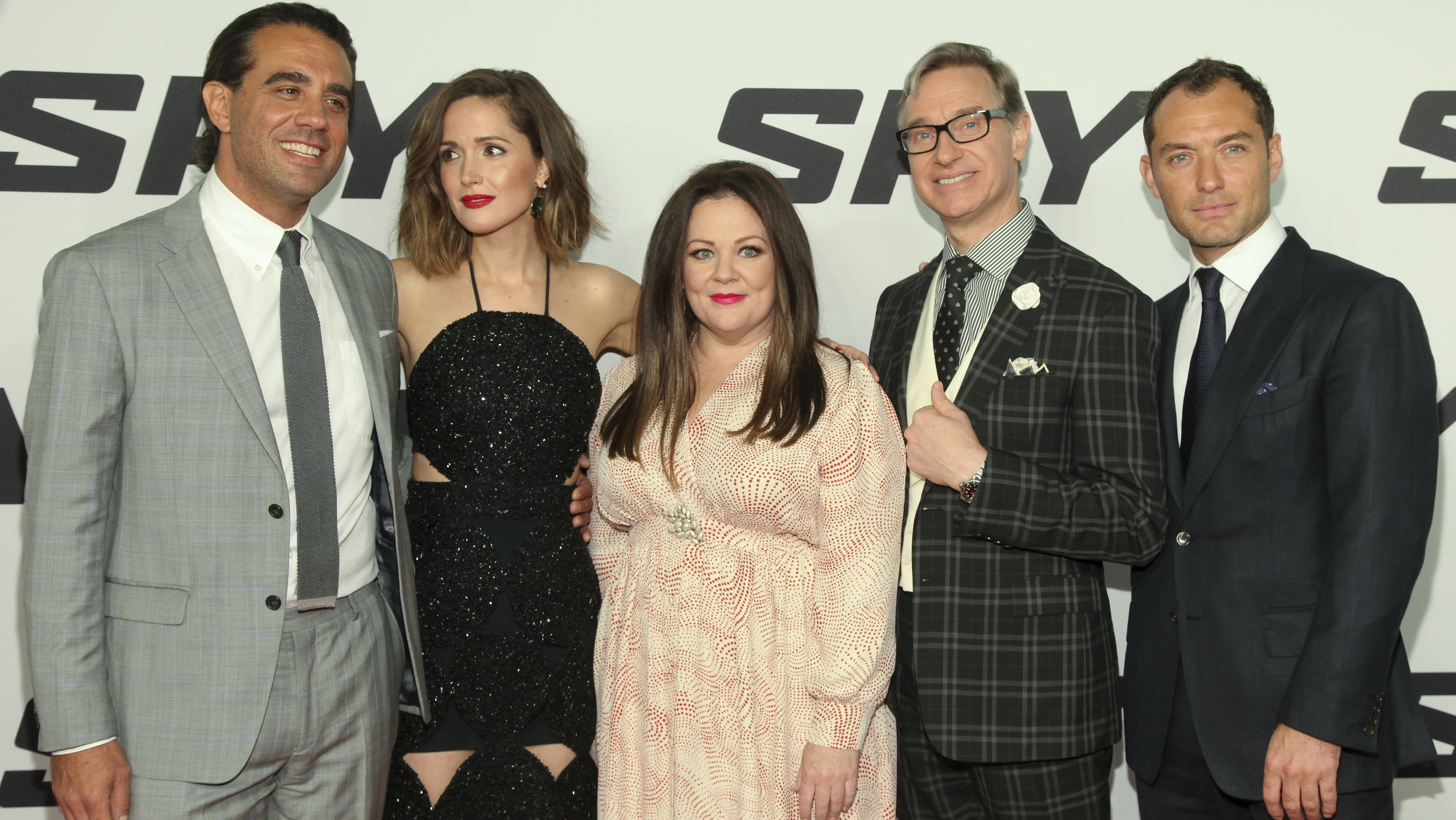 Spy Premiere Mccarthy Feig And Byrne On Real Life And Fictional Espionage Inspirations Hollywood Reporter