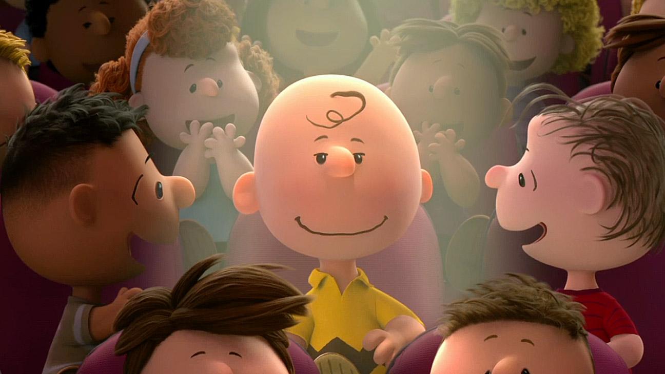 Peanuts Movie - H 2015