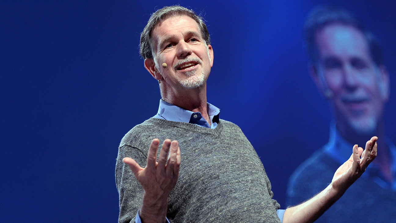 Reed Hastings - H 2015