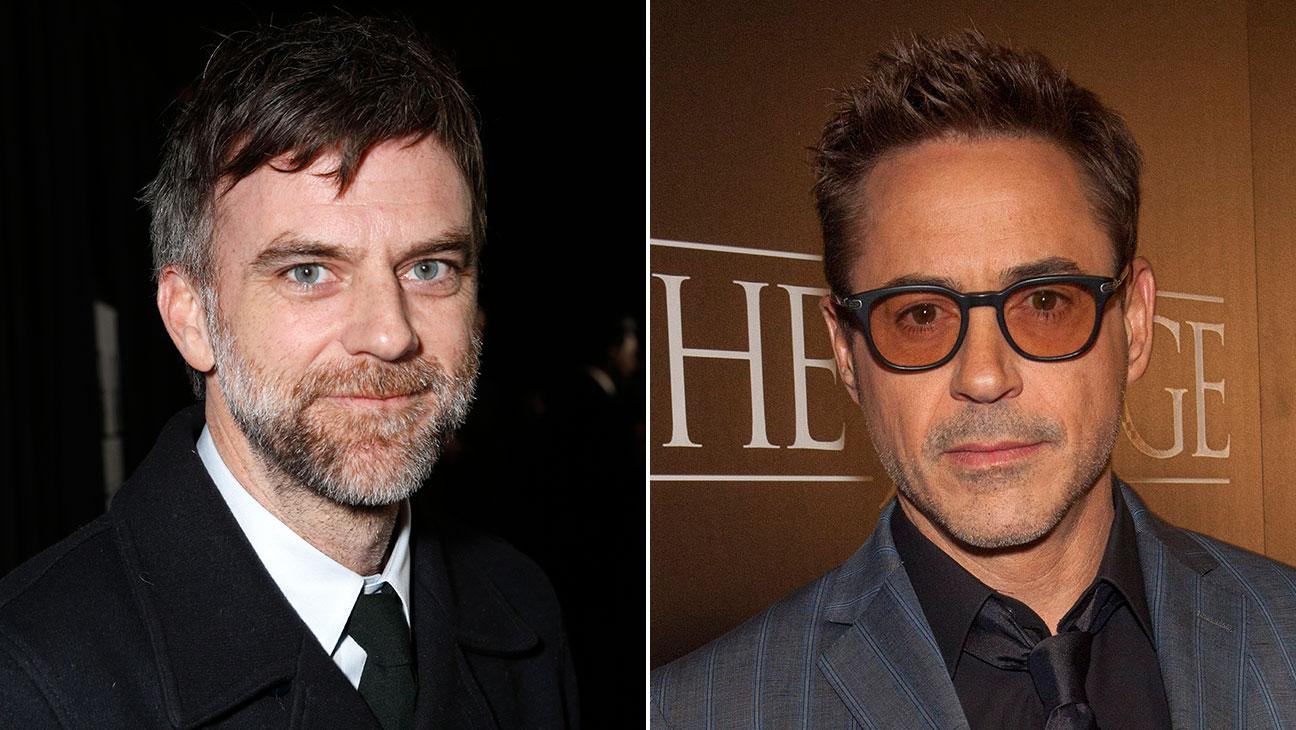 Robert Downey Jr, P.T. Anderson Split - H 2015