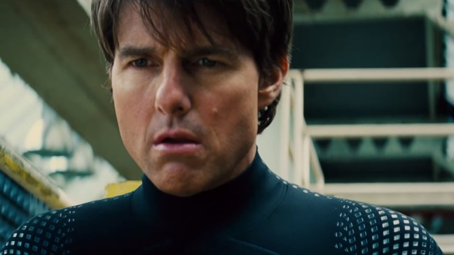 Mission: Impossible Rogue Nation Trailer Still - H 2015