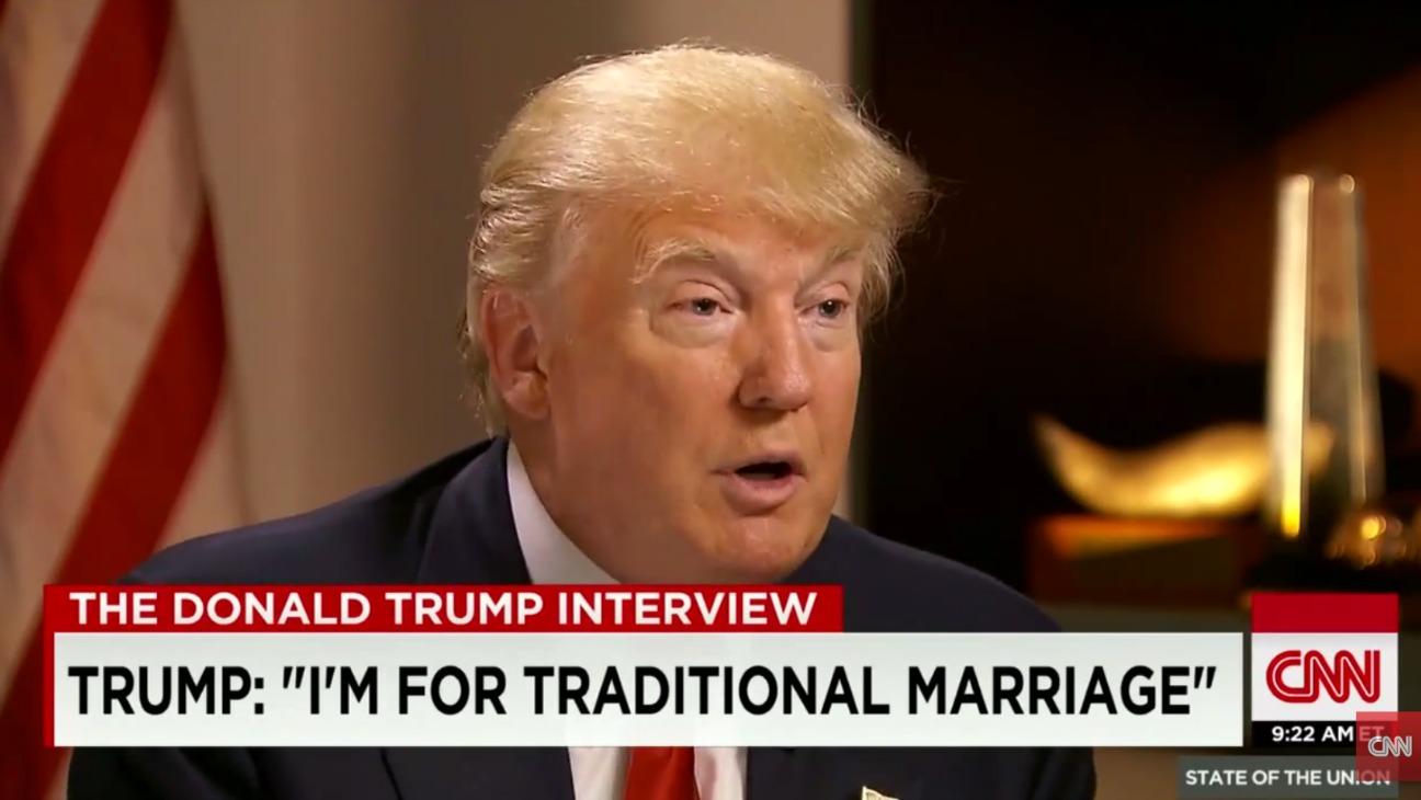 Donald Trump CNN Still - H 2015