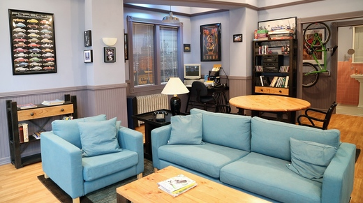 'Seinfeld' Apartment Pop-Up - H 2015