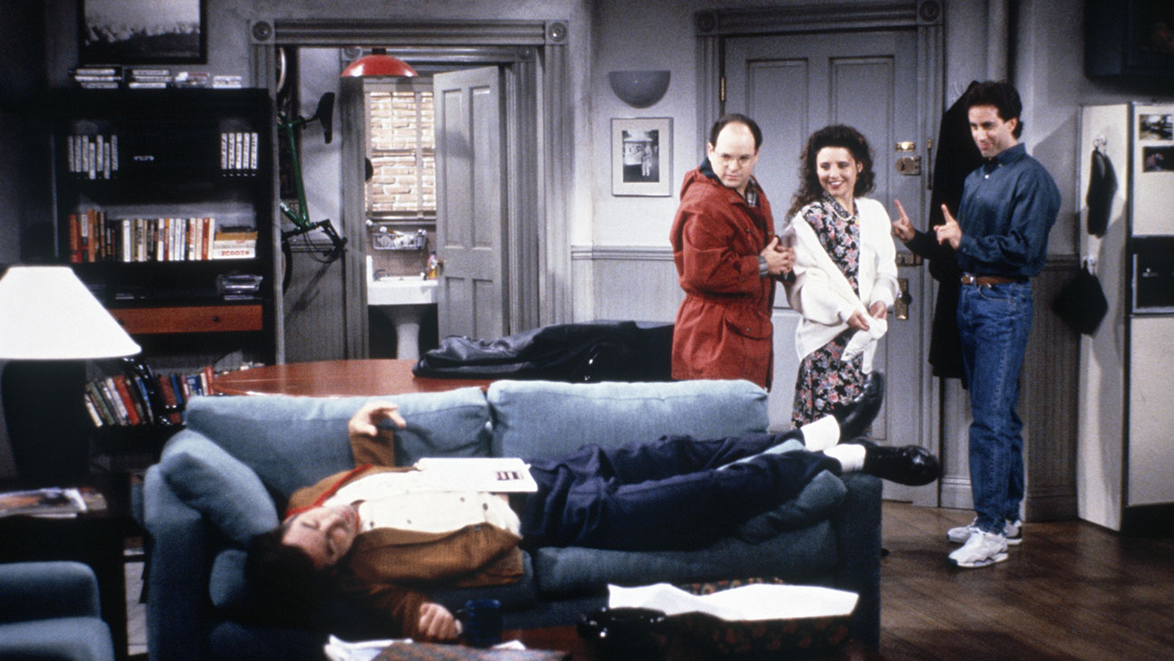 Seinfeld Jerry's Apartment - H 2015