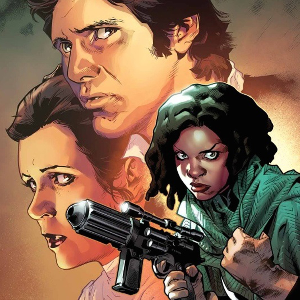 Star Wars 9 Cover - S 2015