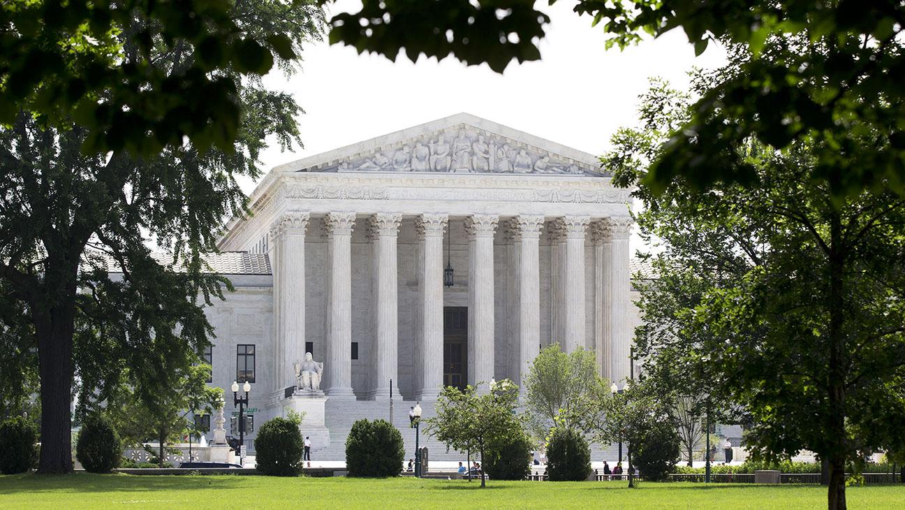Supreme Court Building - H 2015