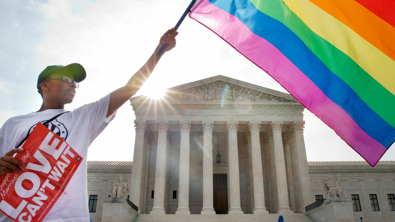 Supreme Court Gay Marriage Decision - H 2015