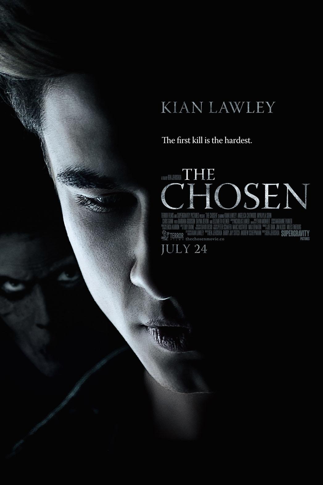 The Chosen Poster Key Art - P 2015