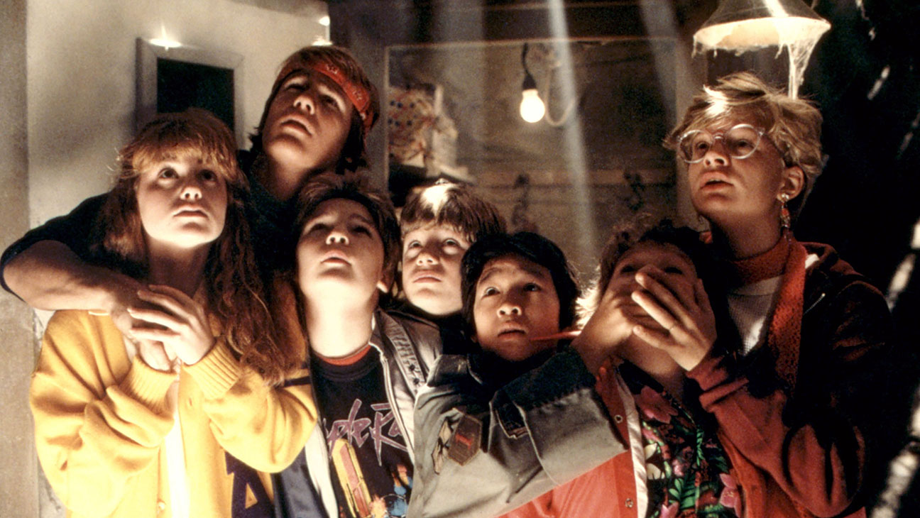 ONE TIME USE -Everett Collection-The Goonies Still - H 2015