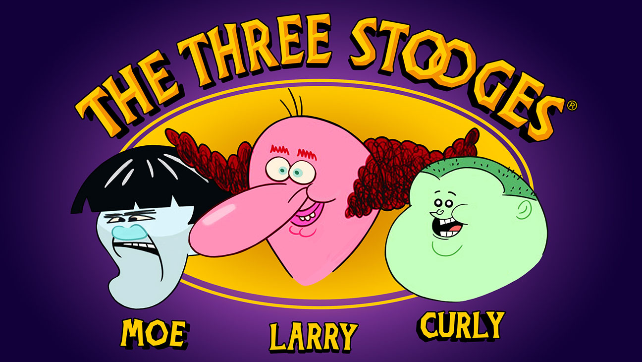 The Three Stooges Art - H 2015