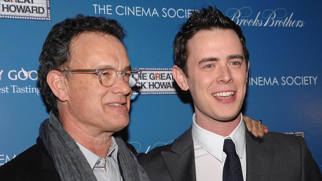 Tom Hanks Colin Hanks - H 2015