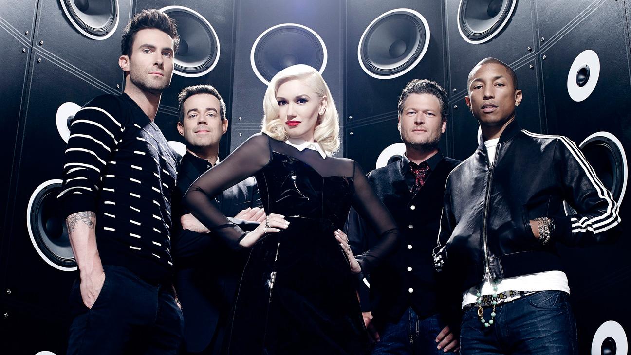 Voice Judges Season 7 - H 2015