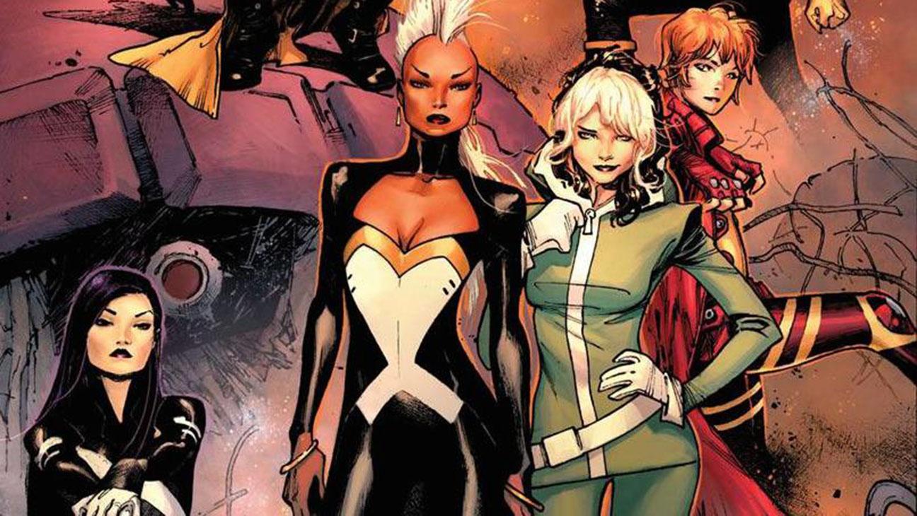 X-Men Cover - H 2015