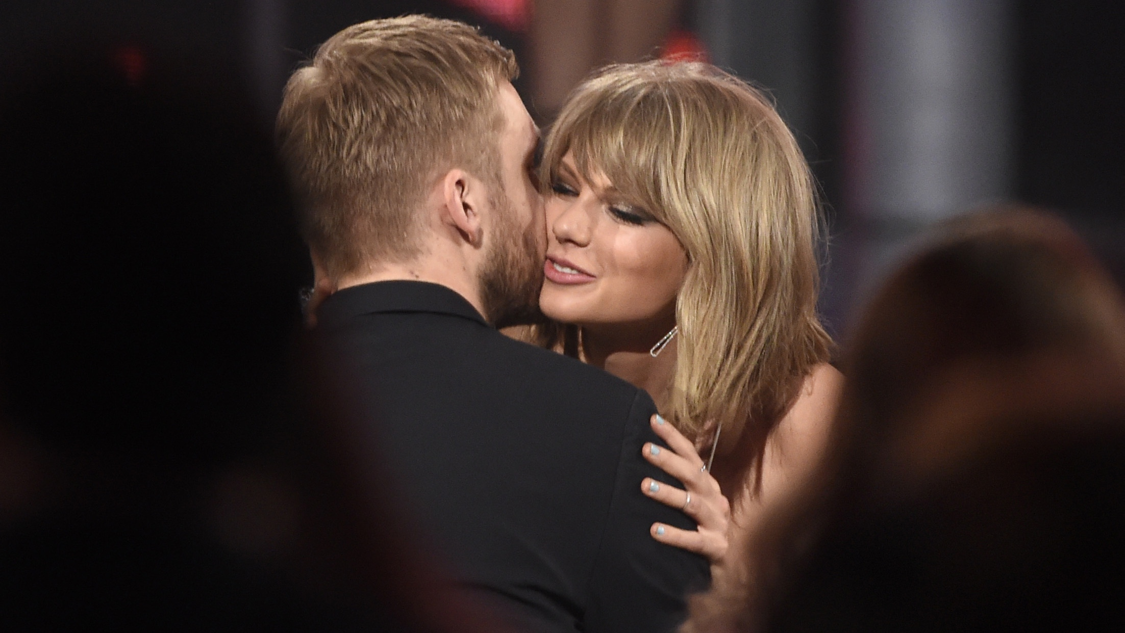 Taylor Swift and Calvin Harris - H 2015