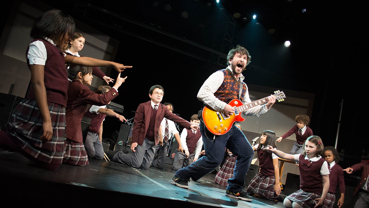 'School of Rock - The Musical'
