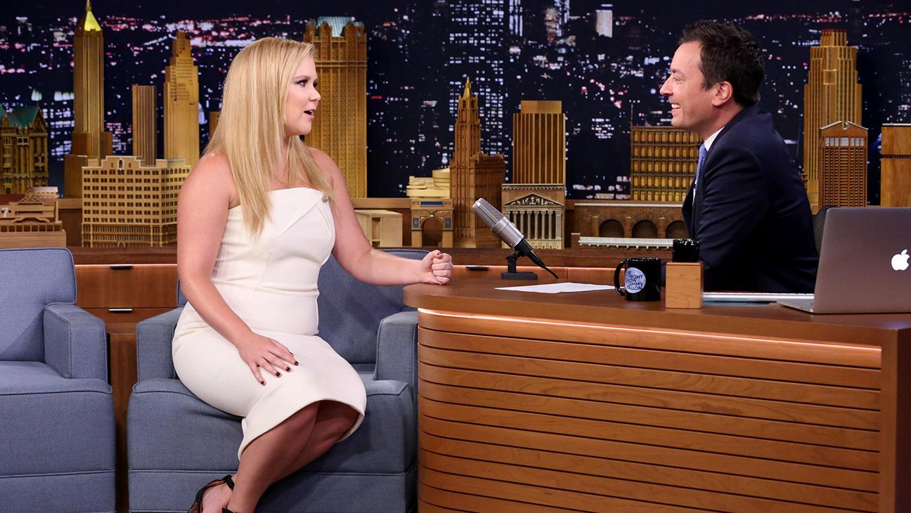 Amy Schumer Tonight Show H 2015