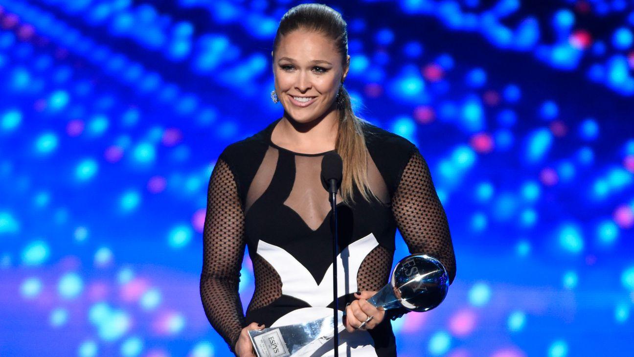 Ronda Rousey ESPY Awards - H 2015