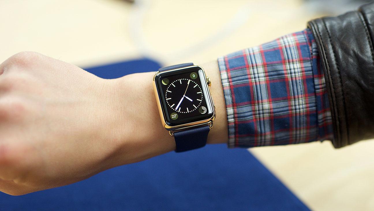Apple Watch - H 2015