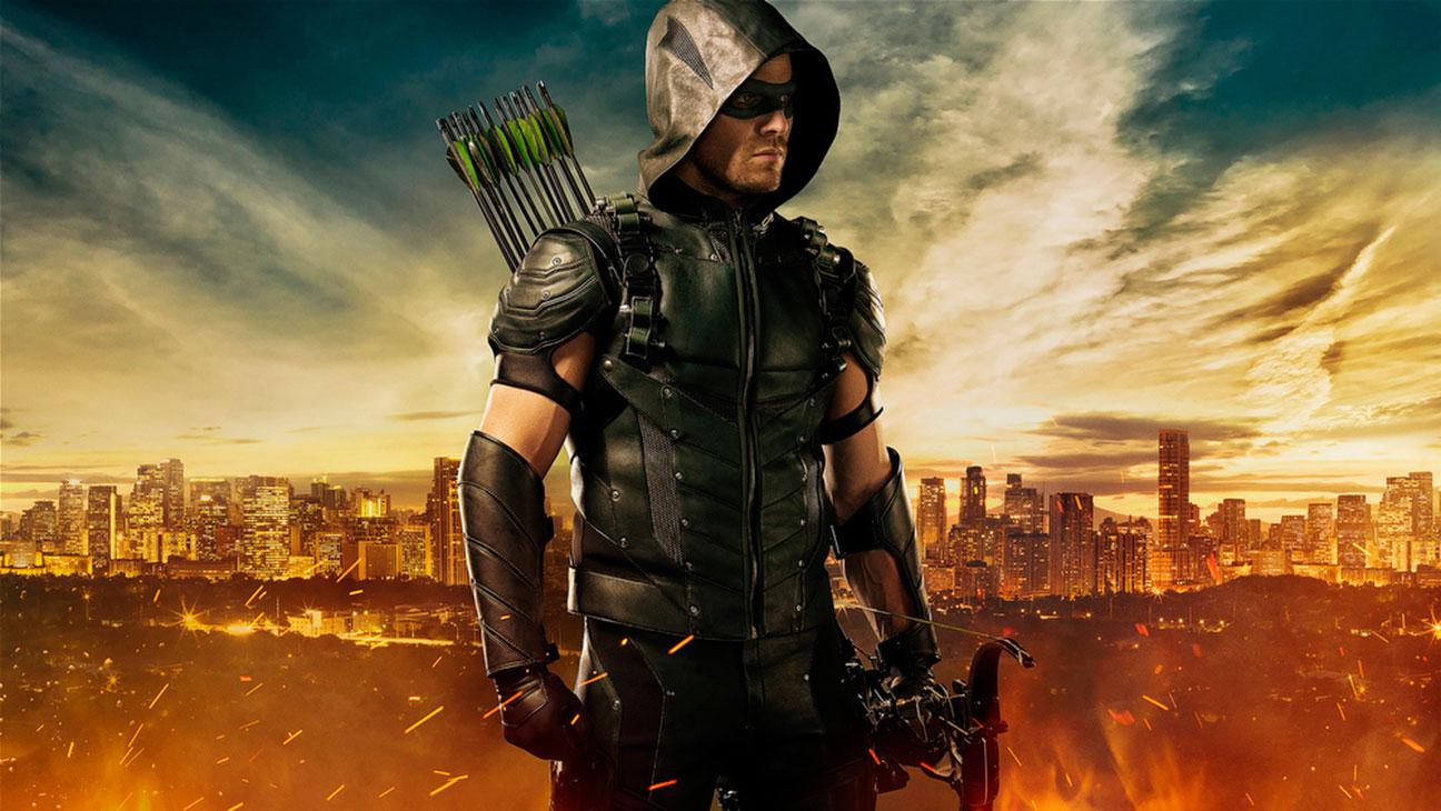 Arrow Season 4 Costume - H 2015