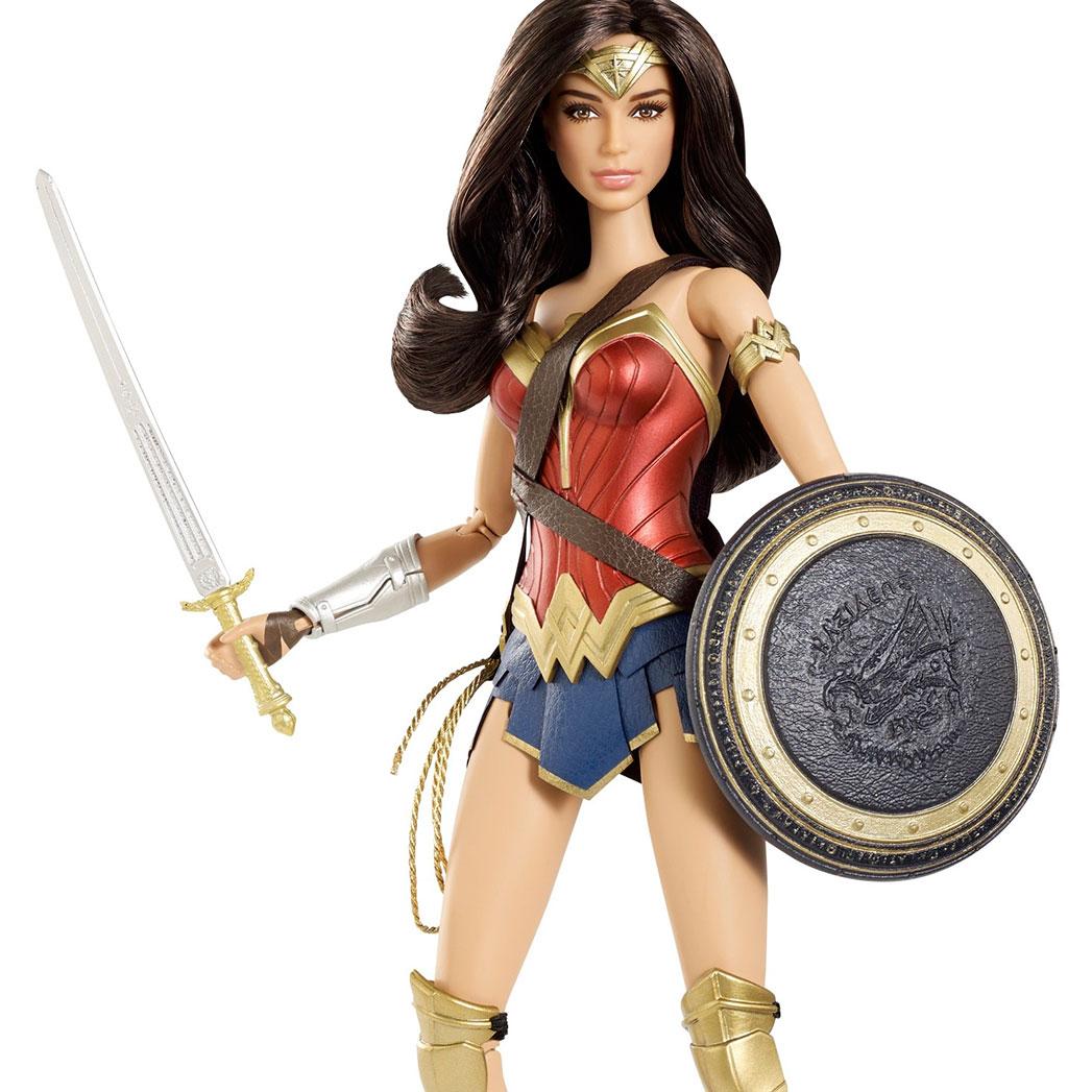 Wonder Woman Barbie - S 2015