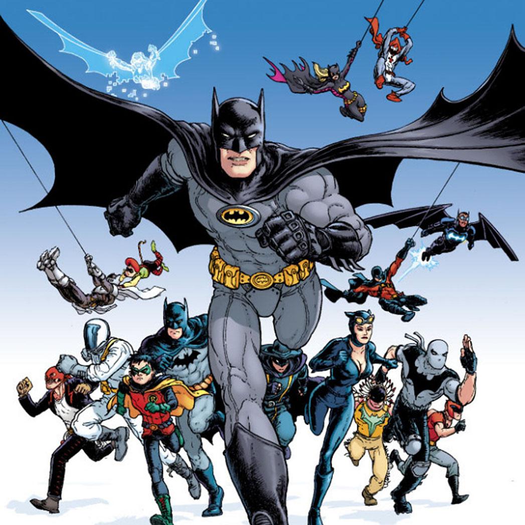 Batman Incorporated - S 2015