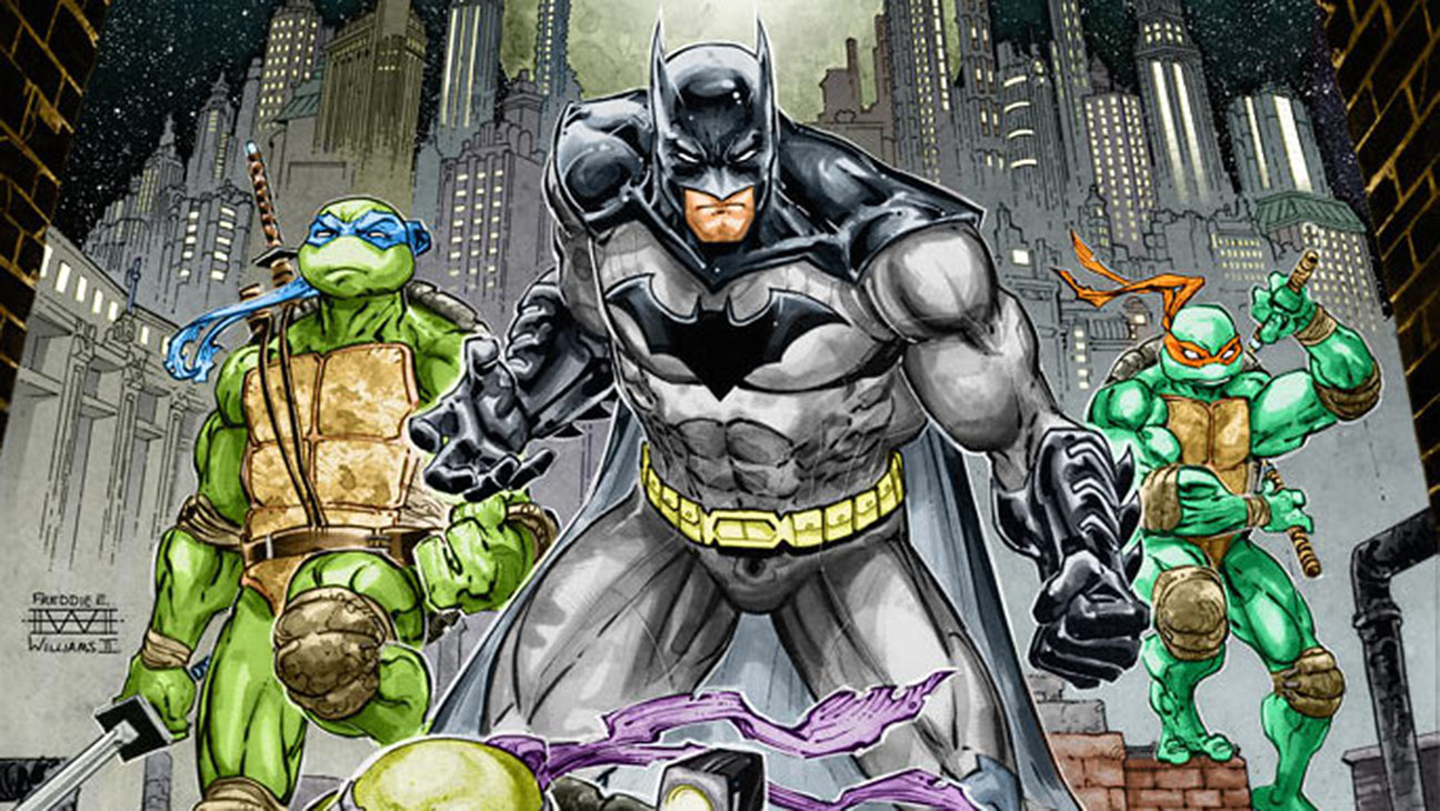 Batman/TMNT - H 2015