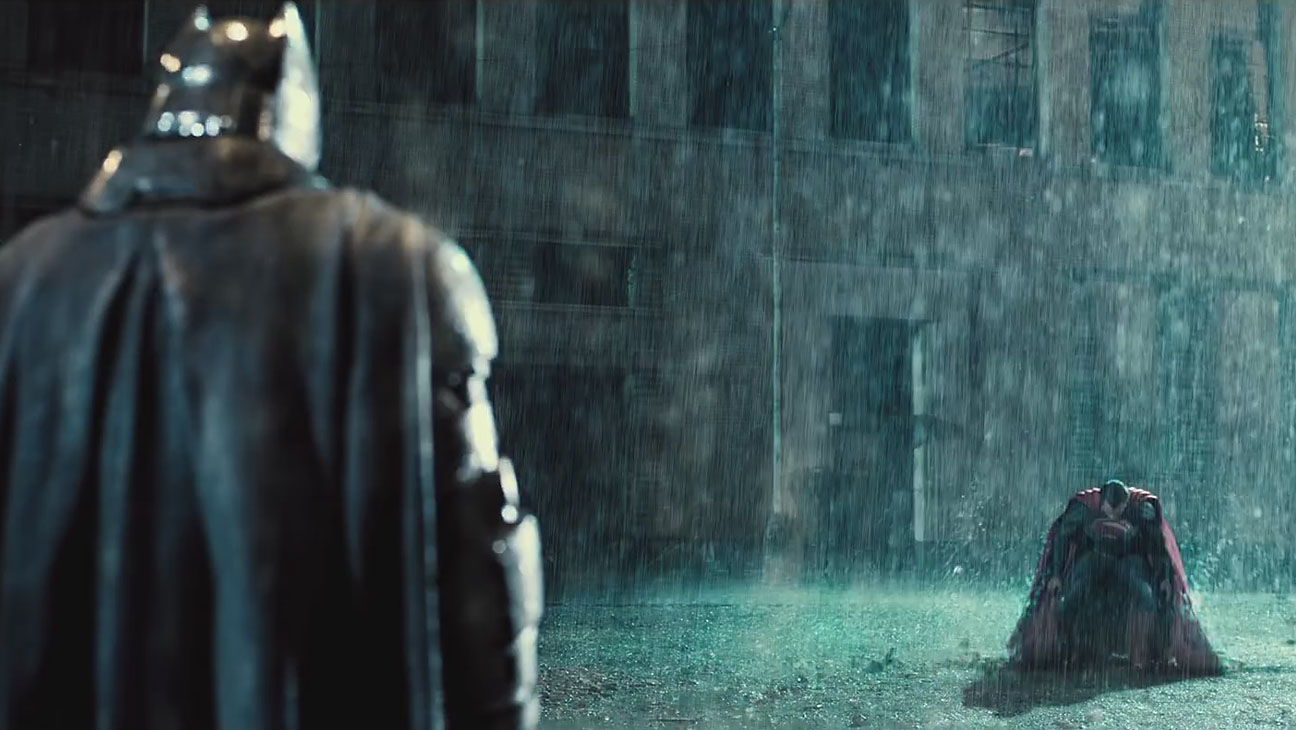 Batman vs Superman: Dawn of Justice Trailer Still - H 2015