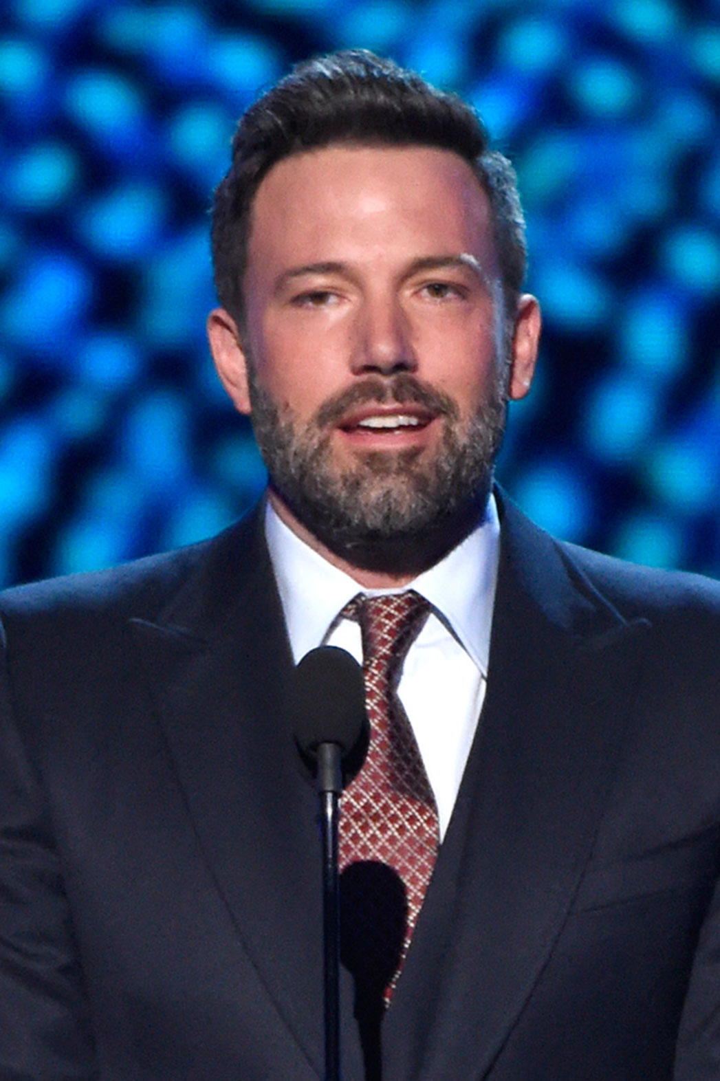 Ben Affleck, hair, 2015 ESPYs - P 2015