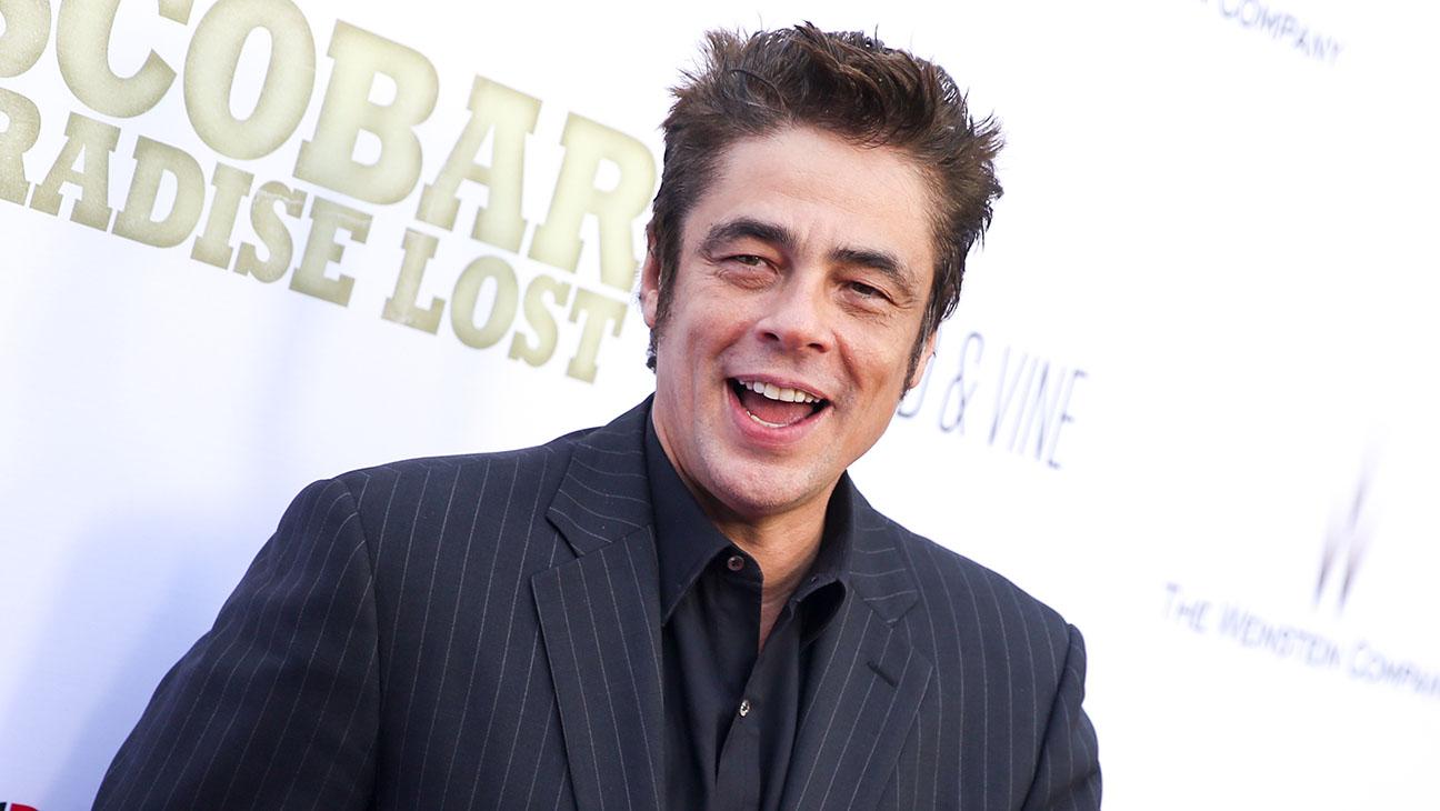 Benicio Del Toro - H 2015