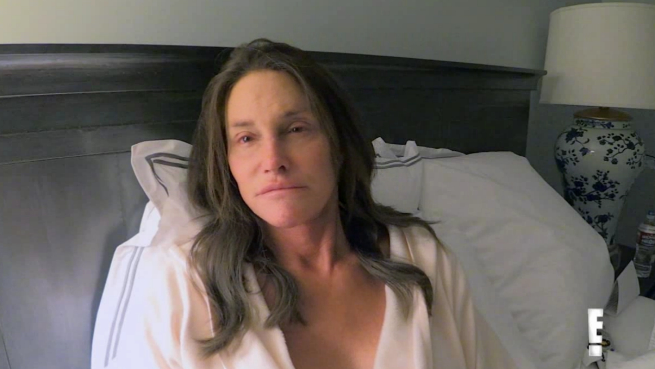 Caitlyn Jenner With No Makeup — H 2015