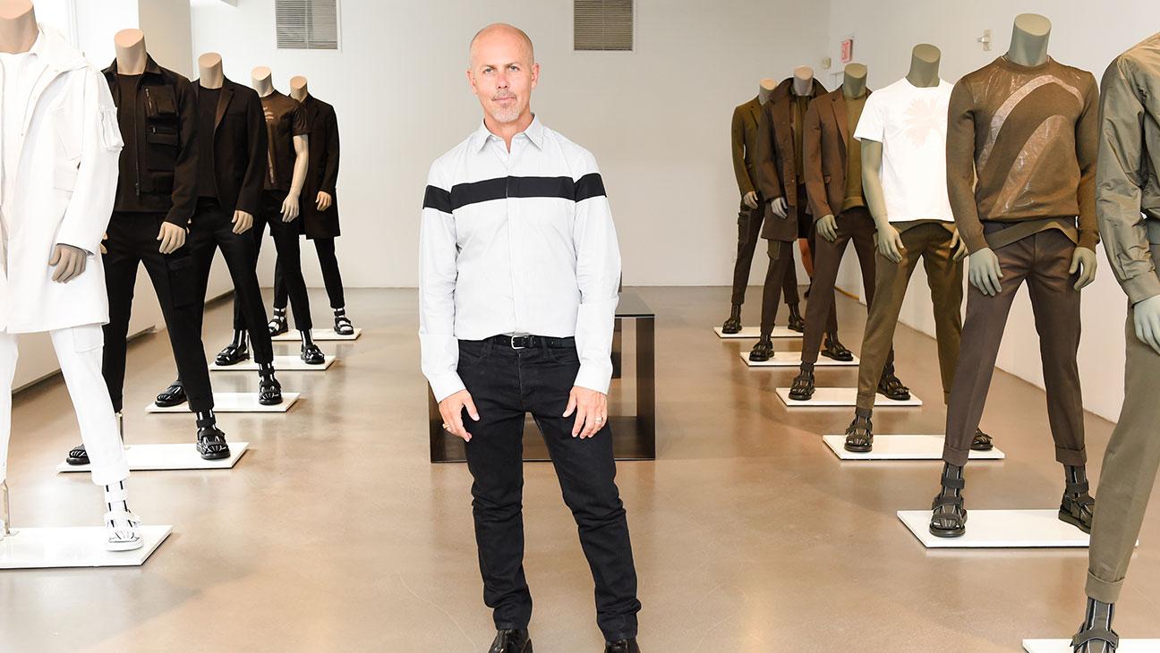 Calvin Klein Men's SS16 - H 2015